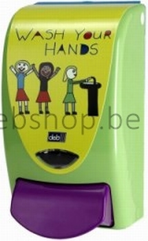 """Now wash your hands"" (Kids)"