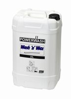 Powerwash Wash 'N Wax 25 liter