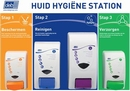 Protect/Cleanse(2x)/Care - 4 steps